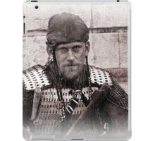 Viking in York #1 Grimm iPad Case/Skin