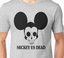 Micky Mouse Es Dead Unisex T-Shirt