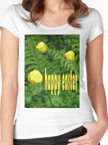 EASTER 11 Women's Fitted Scoop T-Shirt