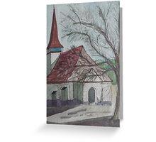 Reformat church Greeting Card