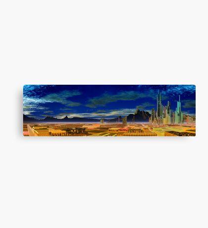 Las Vegas II Canvas Print