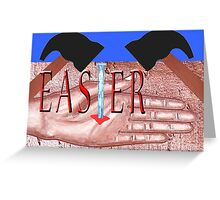 EASTER 15 Greeting Card