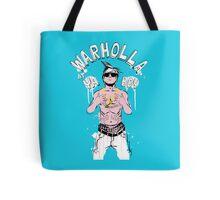 Warholla At Ya Boy Tote Bag