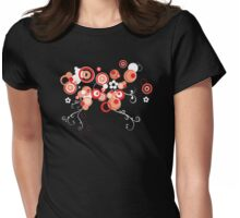 Bubblelicious... Womens Fitted T-Shirt