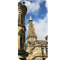 Halifax Town Hall UK iPhone Case/Skin