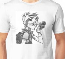 Gorillaz 2D Unisex T-Shirt