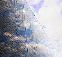The Vietnam War Memorial by Kent Burton