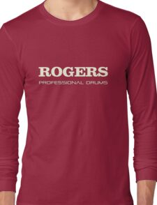 Rogers Professional Drums  Long Sleeve T-Shirt