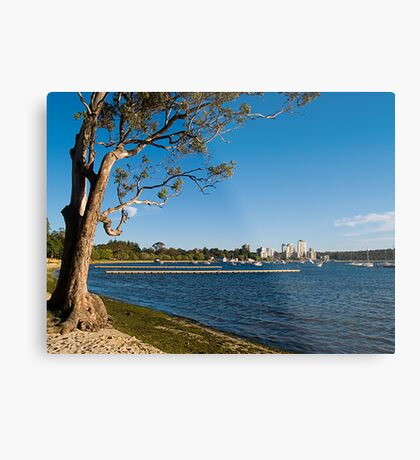 Crawley Bay, Perth Western Australia Metal Print