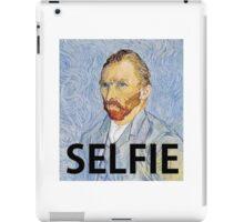 Van Gogh Selfie iPad Case/Skin