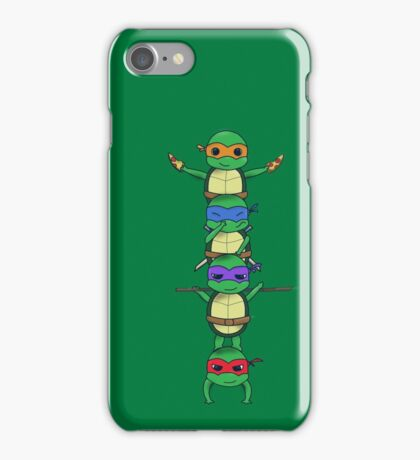 Ninja Turtle iPhone Case/Skin