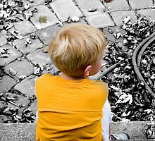 Child Waits by Trudy Wilkerson