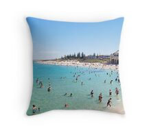 Cottesloe Beach, Perth, Western Australia Throw Pillow