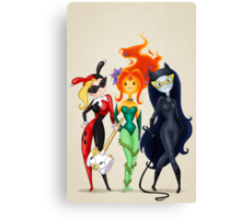 It's Cosplay Time! Canvas Print