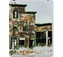 Old Hotel and Saloon. Beltrami County, Funkley, Minnesota - all products iPad Case/Skin