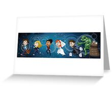 Allonsy! Greeting Card