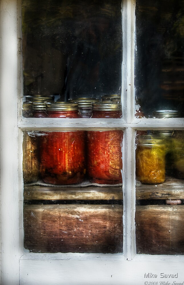 Country Preserves by Mike  Savad