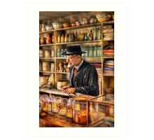 In the General Store Art Print