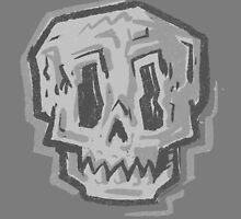 skully by Nate Bear