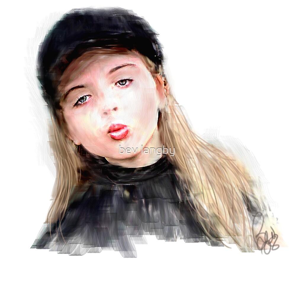 Kaylee  by bev langby