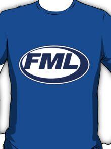 FML - JML Parody  T-Shirt