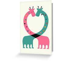 Endless Love Greeting Card