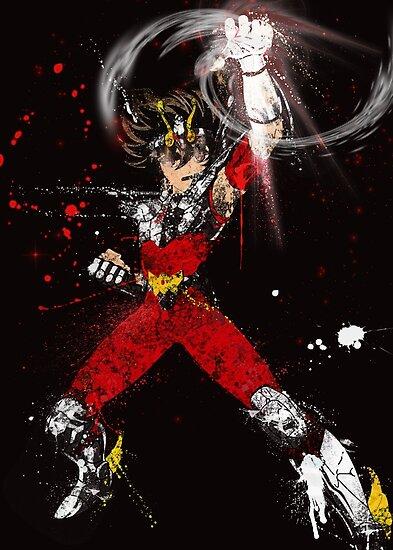 Ryu Sei Ken! by Fabiola Rossetto
