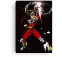 Ryu Sei Ken! Canvas Print