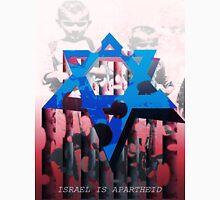 Israel is Apartheid Unisex T-Shirt