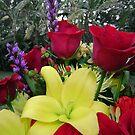 Floral Elegance by MichelleR