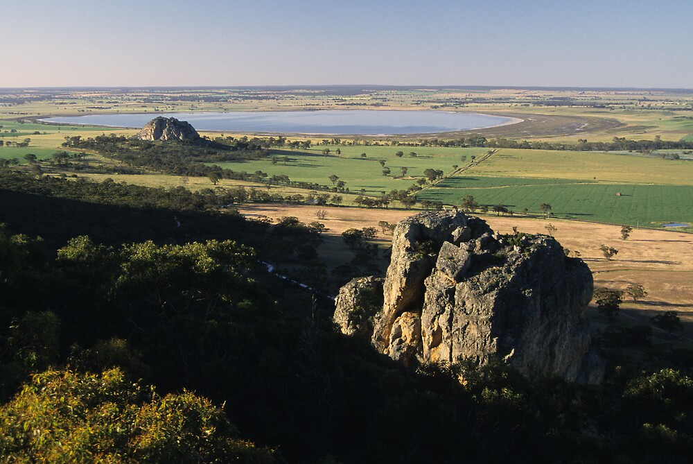 View from Arapiles by daveoh