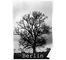 Berlin Streets 003 Poster