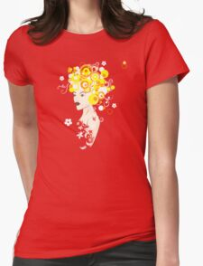 citrus shampoo Womens Fitted T-Shirt