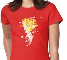citrus shampoo Womens Fitted T-Shirt