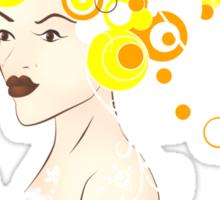 citrus shampoo Sticker