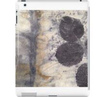 Rose Eco-print iPad Case/Skin