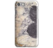 Rose Eco-print iPhone Case/Skin