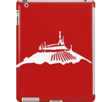 Space Mountain Icon iPad Case/Skin