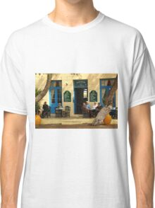 Traditional coffee house   Classic T-Shirt