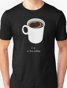Coffee Premonition T-Shirt
