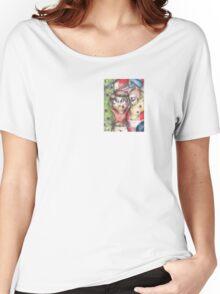 Chibi Hannibal pairings - Dumachilton Women's Relaxed Fit T-Shirt