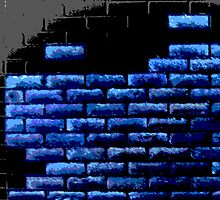 Another Brick In The Wall by Greta  McLaughlin