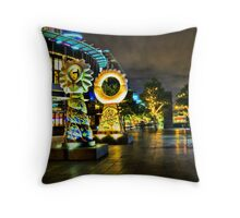Rockpool Bar & Grill, Melbourne Throw Pillow