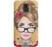 Blood Honey Samsung Galaxy Case/Skin
