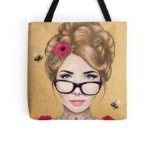 Blood Honey Tote Bag