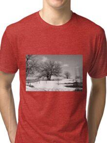 Snow Blind Tri-blend T-Shirt