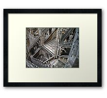 Dom's Roof Framed Print