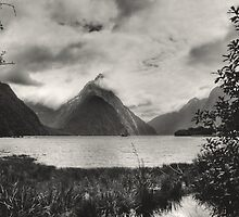 Mitre Peak - Milford Sound by Luke and Katie Thurlby