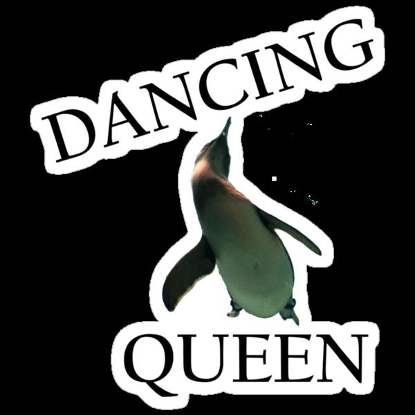 Dancing Queen      TEE by Sharon Robertson