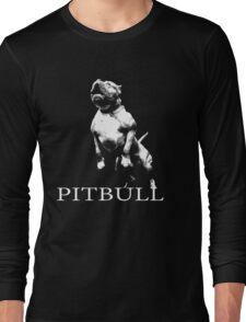 american pitbull Long Sleeve T-Shirt